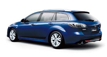 新型アテンザ Sport Wagon 「25EX」2.jpg
