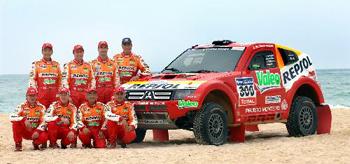 2008チーム・レプソル三菱ラリーアート.jpg